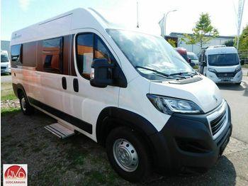 Kampeerwagen VANTourer VT Activ 600 D