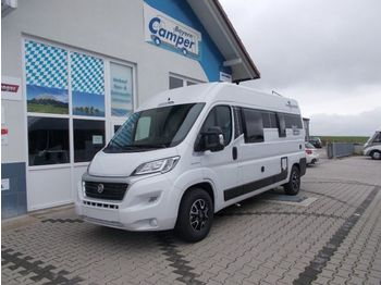 VanTourer BLACK AND WHITE 600 D Black & White - 140 PS (Fiat)  - kampeerwagen