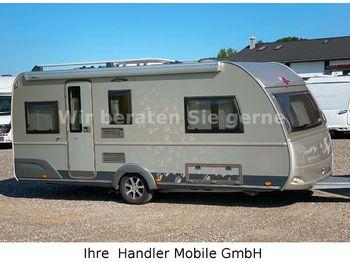 Travel trailer Bürstner Averso 475 TL, Einzellbetten, Mover, Markise ec.