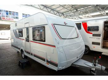 Travel trailer Bürstner PREMIO 495 TK