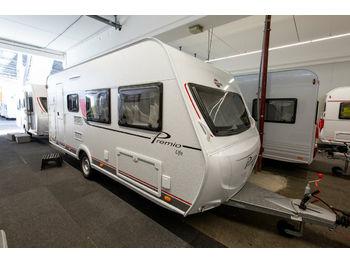 Bürstner PREMIO LIFE 490 TK TRUMA MOVER  - travel trailer