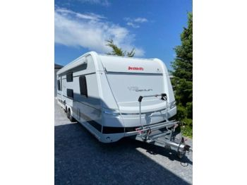 Dethleffs Dethleffs EG/CT 001, TOP CONDITION, ONLY 5000KM  - travel trailer