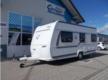 Fendt Saphir 465 TG -Längsbetten, Auflast. Fliegen  - travel trailer