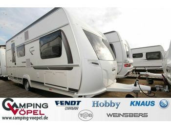 Travel trailer Fendt Saphir 495 SKM Modell 2020 Kinderbetten