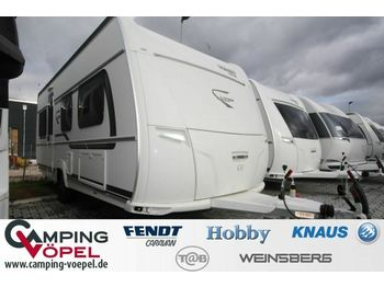Travel trailer Fendt Saphir 515 SG Modell 2020 mit 2.000 Kg