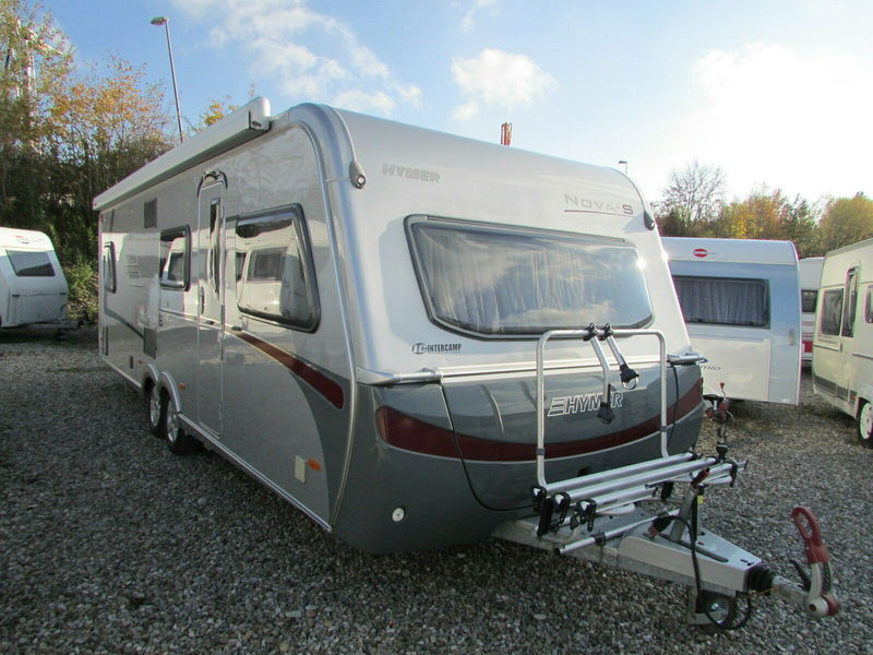 Travel trailer HYMER / ERIBA / HYMERCAR NOVA S 690 LUXUSAUSSTATTUNG -  Truck1 ID: 3325423