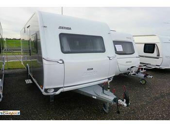 Travel trailer HYMER / ERIBA / HYMERCAR Nova 545 Ambience