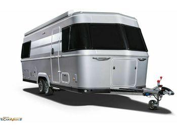 Travel trailer HYMER / ERIBA / HYMERCAR Touring 820 Top-Modell mit Vollausstattung