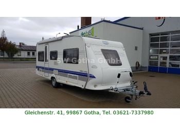 Hobby  495 UL Excellent  - travel trailer