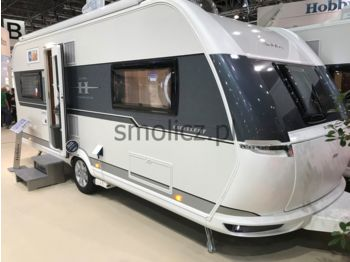 Hobby 560 CFe Excellent Modell 2018 - SMOLICZ.PL  - travel trailer