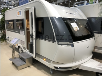 Travel trailer Hobby De Luxe 460 LU