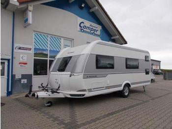 Hobby De Luxe 560 KMFe IC Silverline mit Etagenbett  - travel trailer