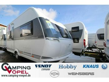 Travel trailer Hobby Excellent 460 UFe Auflastung 1.500 Kg
