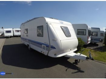 Hobby Excellent Easy 500 KMFe ETAGENBETTEN 1.HAND!!!  - travel trailer
