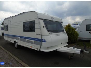 Hobby Exclusive 540 UL 1.Hand, Therme, Einzelbetten  - travel trailer
