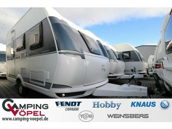 Travel trailer Hobby OnTour 390 SF Auflastung 1.350 Kg