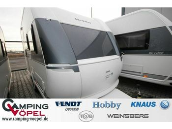 Travel trailer Hobby OnTour 390 SF Auflastung 1.500 Kg