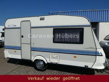 Travel trailer Hobby T425 Classic - 100km/h - Rundsitzgruppe -