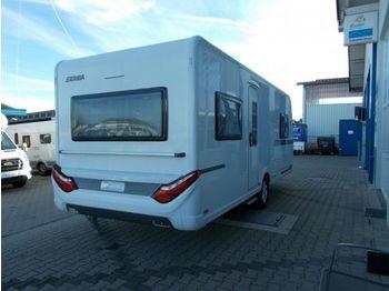 Hymer Eriba Nova 530 - Auflastung auf 2000 kg  - travel trailer