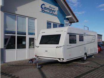 Hymer Eriba Nova 590 SL Queensbett, Heckbad !Top Ko  - travel trailer