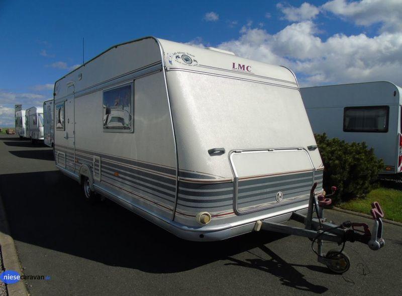Travel trailer LMC Luxus 540 D Mover, Tüv neu, Queensbett - Truck1 ID:  2972437