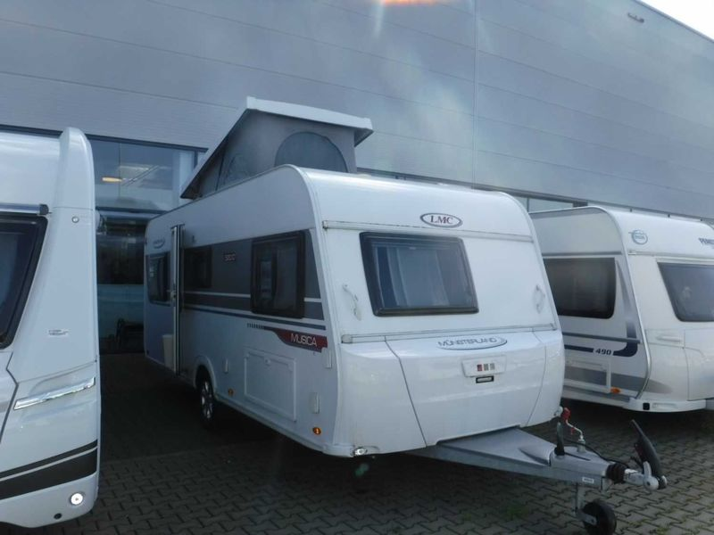 Travel trailer LMC Musica 520 D !Maxi Schlafdach! - Truck1 ID: 3102714