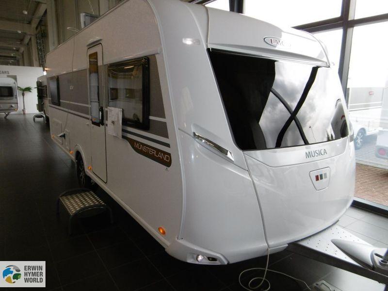 Travel trailer LMC Musica 582 E Einzelbetten, Neuheit 2018 - Truck1 ID:  2752858