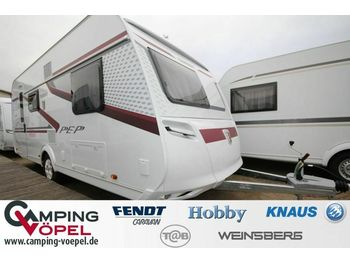 Tabbert PEP 550 DM IC-Line Sondermodell  - travel trailer