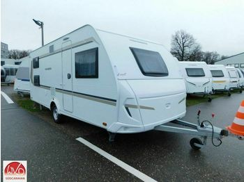 Weinsberg CaraOne 550 UK  - travel trailer