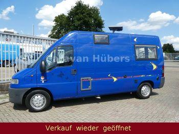 Citroën Bresler Horizont - Einzelbetten - Sat/TV  - autocaravana