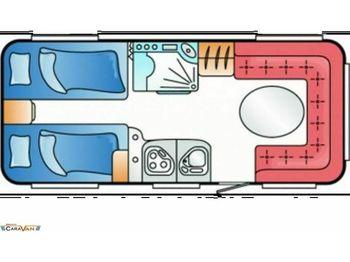 LMC Münsterland 495 E  - caravane