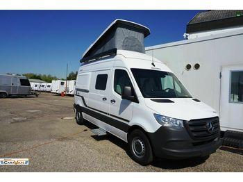 HYMER / ERIBA / HYMERCAR Camper Van Free S 600  - fourgon aménagé