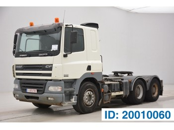 DAF CF85.480 - 6x4 - tractor/tipper double use - cap tractor