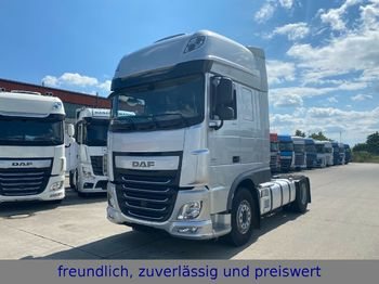 DAF * XF 106.460  * SUPER SPACE CAB  * TOPZUSTAND *  - cap tractor