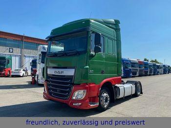 DAF *XF 440*SPACE CAP*EURO 6*2 X ALU TANK*VOLUMEN*  - cap tractor