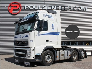 Volvo FH500 6x2 3000mm - cap tractor