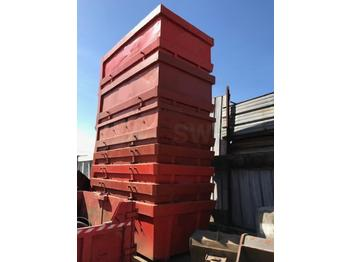 Caroserie/ container DOMAT LOT 9 BENNES