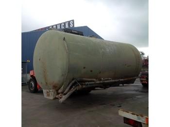 Carrocería - cisterna Universeel Watertank 27500
