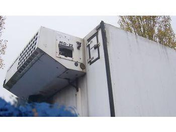 Aufbau - carrocería-frigorifico