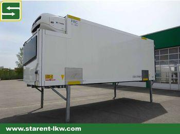 Carrocería-frigorifico Schmitz Cargobull Thermo-WAB, Thermo King T-1000R, Kranbar
