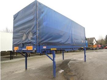 Kögel - BDF System 7.450 mm lang - toldo carrocería