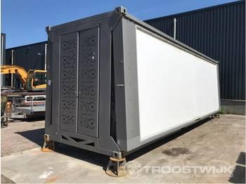 G3 Spaces UNFOLD 30 - conteneur comme habitat