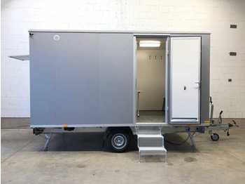Conteneur comme habitat ROSEMEIER VE Mobi 4200 E Bauwagen