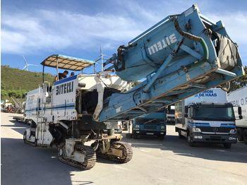 BITELLI SF 202 R - COLD PLANNER / ROAD CUTTER / ASPHALT MILLING MACHINE - asfalta frēze