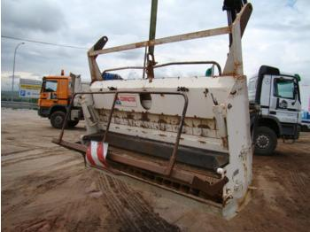 Asfalta ieklāšanas tehnika TRAMPILLA GRAVILLADORA COMPACTOR DG 250 SV