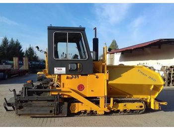 ABG TITAN 280 - asfalta klājējs