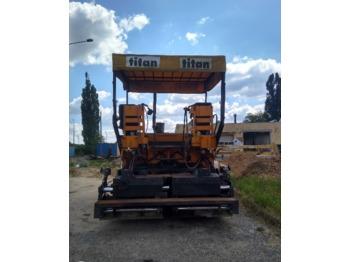 ABG Titan 225 - asfalta klājējs