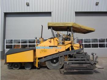 Demag DF110P - asfalta klājējs