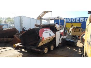 Demag DF 90 P DF 90 P - asfalta klājējs