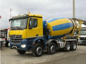Mercedes-Benz Arocs 3242 8x4 Betonmischer  - betona maisītājs